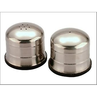 Zodiac Jumbo Condiment Set Stainless Steel 5802/3802