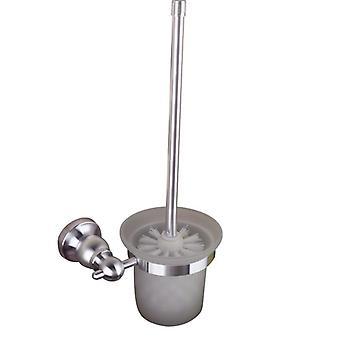 Soporte para cepillo de aseo de aluminio