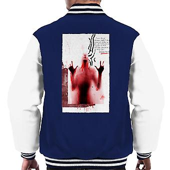 Psycho Norman Bates Guest Note Men's Varsity Jacket