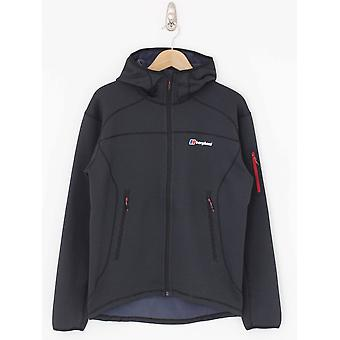Berghaus Pravitale 2.0 Hooded Fleece Jacket - Grey/Black