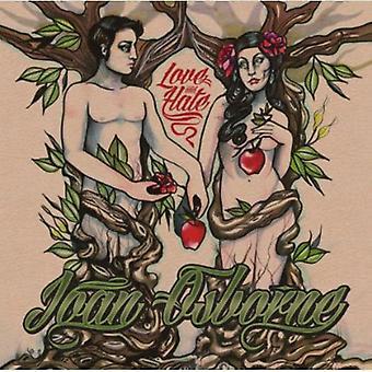 Joan Osborne - Love & Hate [CD] USA import