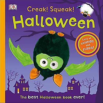 Knage! Knirke! Halloween: den bedste Halloween bog nogensinde