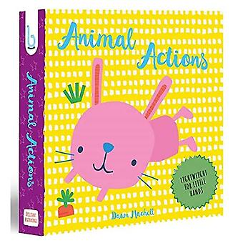 Animal Actions (Brilliant Beginnings)