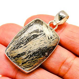 Willow Creek Jasper Citrine Gemstone Handmade 925 Silver Jewelry Necklace 18