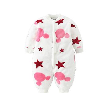 Baby Clothes Winter, Christmas Rompers, Thick Warm Infant Jumpsuit, Parkas,
