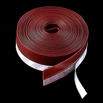 Self Adhesive Door Seal Weather Strip, Silicone Soundproofing Window Seal