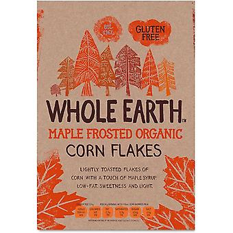 Whole Earth Organic Maple Frosted Flakes 375g x10