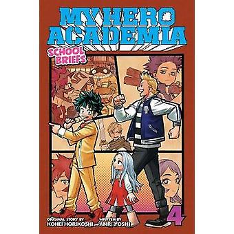 My Hero Academia School Briefs Vol 4 Festival For All Volume 4