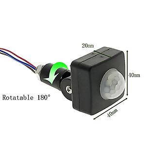 Liike-infrapuna-anturin hehkulamppukytkin