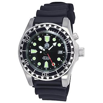 Tauchmeister T0284 automatic diving watch 1000 m