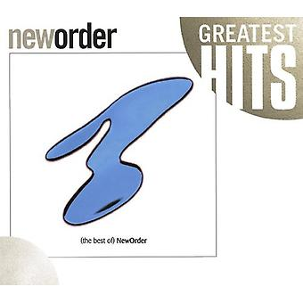 New Order - Best of New Order [CD] USA import