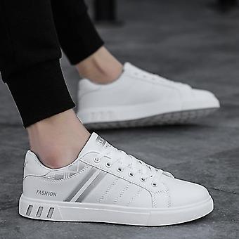 Män Lätta Bekväm Andningsbar Walking Sneakers Tenis Sko