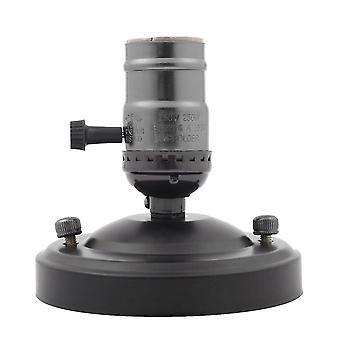Hliník Vintage Retro Vintage Vintage Edison stropní šroub žárovka žárovka zásuvka