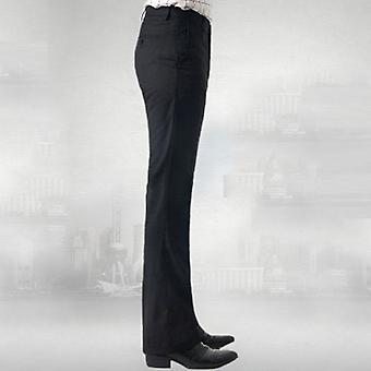 Mens Business Casual Flared Pants