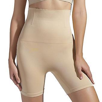 Hoge taille Non-slip Shaper Shorts Grote Maat Shapewear Ondergoed