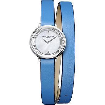 Baume & mercier watch promesse m0a10288