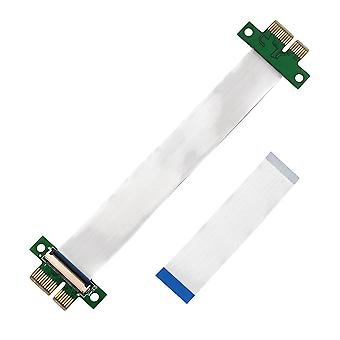 PCI Express 36Pin 1X Extender Adapter Flexible with FPC cable for PC
