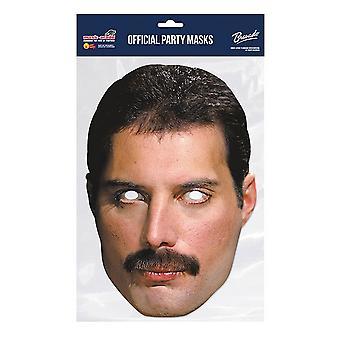 Máscara-arade Freddie Mercury Máscara de Partido