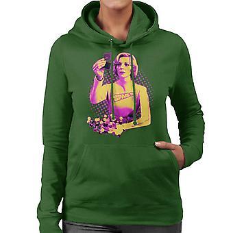 Utrymme 1999 Helena Care Unit 3 Kvinnor's Hooded Sweatshirt