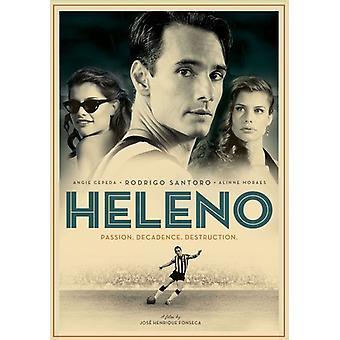 Heleno [DVD] USA import