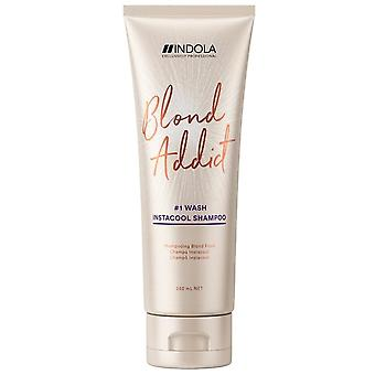 Indola Innova Indola Blond Addict Insta Cool Shampoo