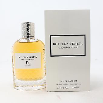 Parco Palladiano Iv Azalea by Bottega Veneta Eau De Parfum 3.4oz No Retail Box