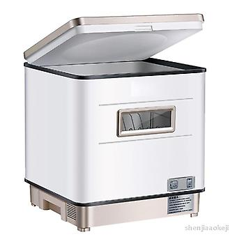 Hochtemperatur-Sterilisation automatische Desktop-Küche Geschirrspüler Maschine