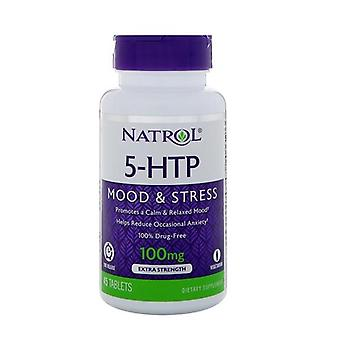 Natrol 5-htp 100 Mg Promotes A Calm & Relaxed