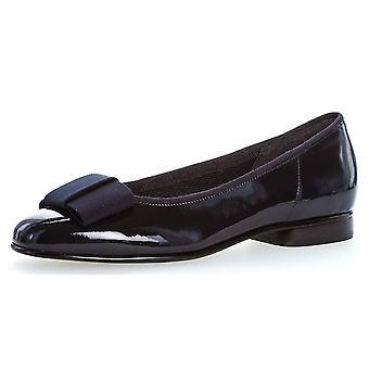 غابور مساعدة السيدات الباليه مضخة الأحذية في براءة اختراع البحرية