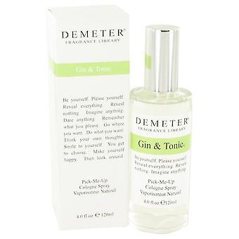 Demeter gin & tonic cologne spray med demeter 425151 120 ml