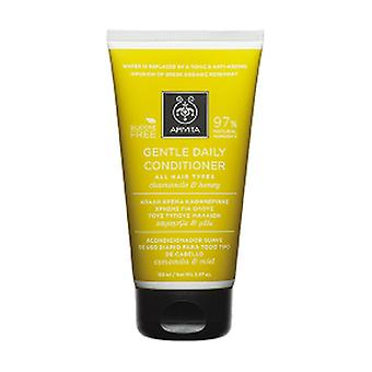 Gentle Daily Use Conditioner With Chamomile and Honey 150 ml