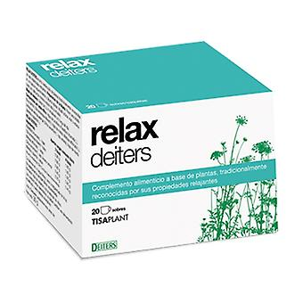 Relax Infusion 20 infusion bags
