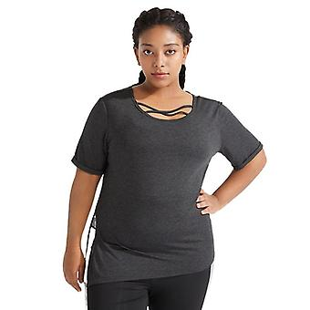 Women's plus size yoga fitness sport topp M26