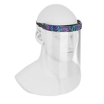 Feuilles d'avatar isolay face shield
