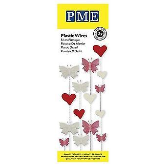 PME Plastic Wires - Pack de 25