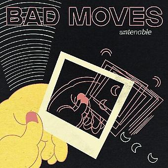 Bad Moves - Untenable [Vinyl] USA import