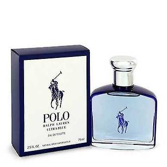 Polo Ultra Blue by Ralph Lauren Eau de Toilette Spray 2,5 oz (miehet) V728-545178