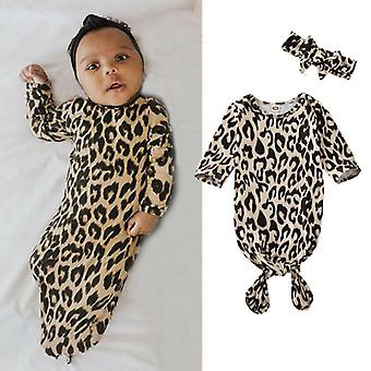 Leopardi kuvio peitto makuupussi