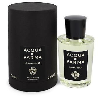 Acqua Di Parma Osmanthus Eau De Parfum Spray Par Acqua Di Parma 3,4 oz Eau De Parfum Spray