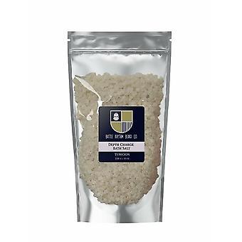 Hloubková nálož koupelová sůl