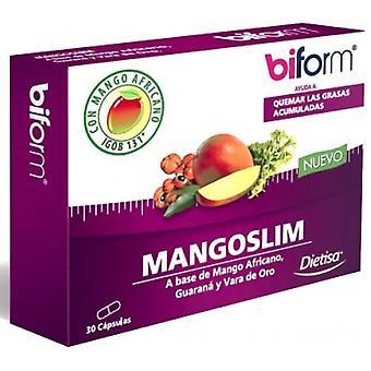 Biform Mangoslim mit afrikanischer Mango 30 Kapseln