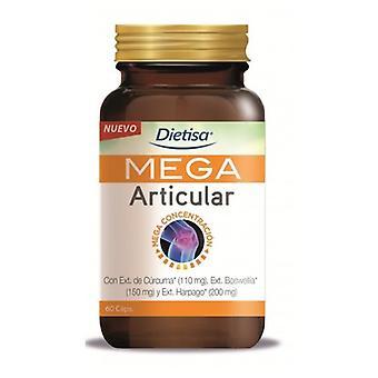 Dietisa Mega Articular 60 Capsules