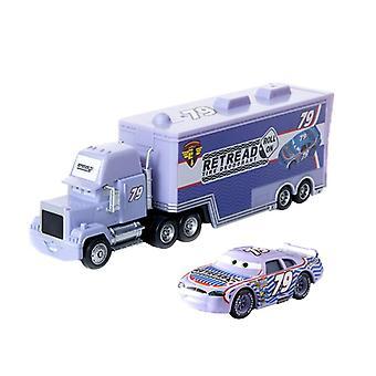 Дисней Pixar Автомобили, Молния Маккуин / Мак Дядя грузовик, спасательная коллекция игрушка