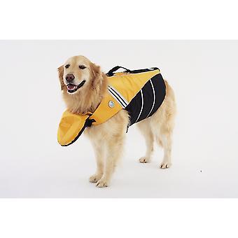 Flottation Dog Jacket Xs Jaune