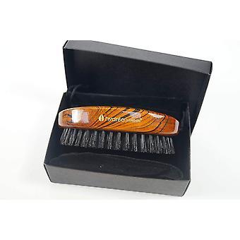 Hydra London Military Hair Brush With Black Boar Bristle