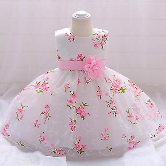 Sequin Baby Dress, Birthday Dress