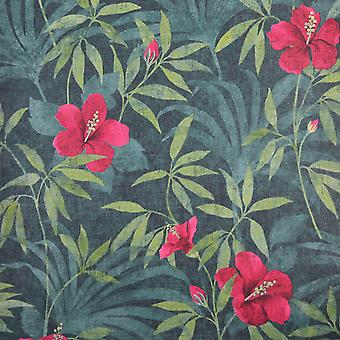 AS Creation Tropical Floral Wallpaper