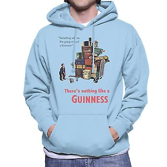 Guinness Theres Nothing Like A Guinness Men's Hooded Sweatshirt
