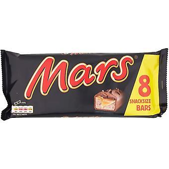 Mars 8 Bars Pack 8x33.8g, 270.4g