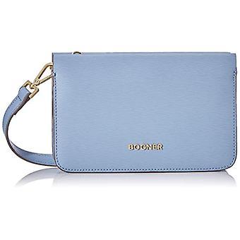 BOGNERFeldis Bente Shoulderbag ShzDonnaBlu shoulder bag (Light Blue)6x14x22 Centimeters (B x H x T)